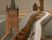 Model Charles Bridge | Most Karola Muzeum